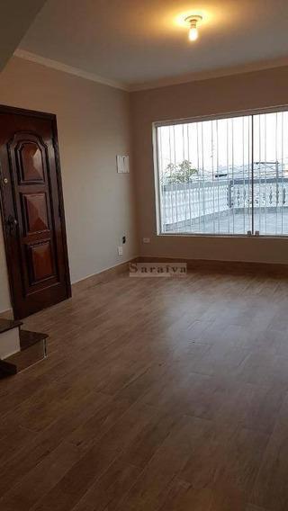 Sobrado Com 3 Dormitórios À Venda, 319 M² Por R$ 610.000 - Vila Santa Luzia - São Bernardo Do Campo/sp - So0405