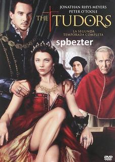 The Tudors La Serie Segunda Temporada 2 Dos 10 Episodios Dvd