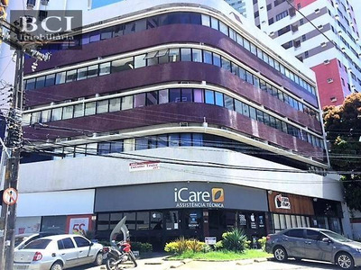 Sala Comercial Para Locação, Madalena, Recife. - Sa0042