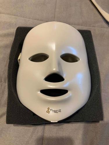 Máscara Facial Led, Marca Project E Beauty