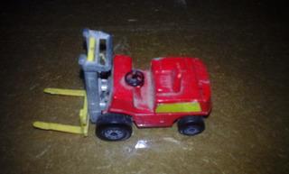 Miniatura Matchbox Lesney Empilhadeira Superfast 1972