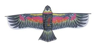 Animal Portátil Eagle Kites Papagaio Voador Ao Ar Livre Cria