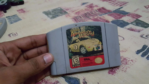 Beetle Adventure Racing Para O N64 Funcionando 100%. A1