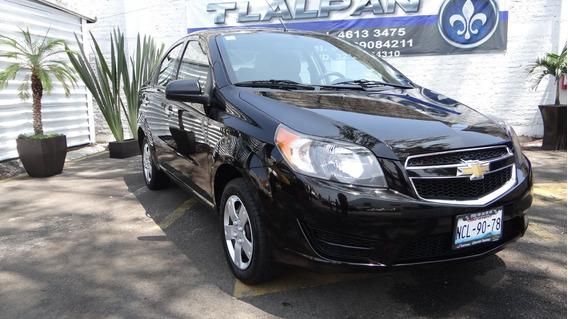 Chevrolet Aveo Lt 17.5 Factura De Agencia