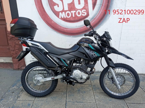 Yamaha Crosser 150 2018 Preta