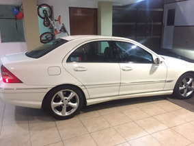 Mercedes Benz Clase C 1.8 230 K Sport At Impecable!!!