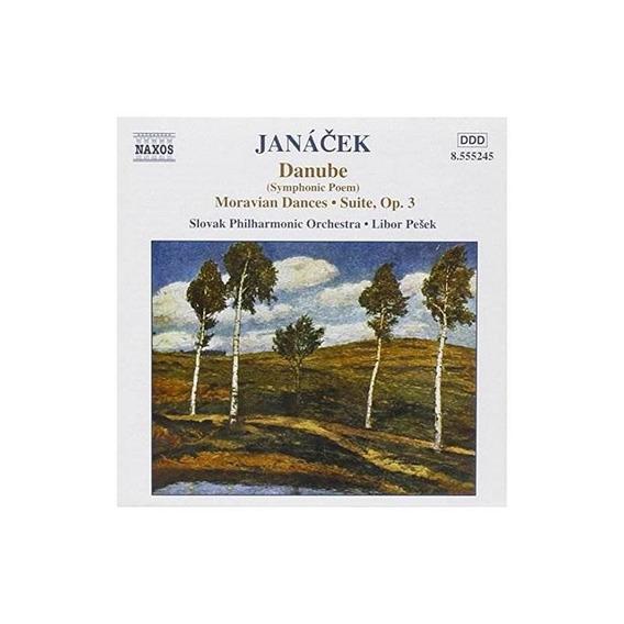 Janacek/valaskova/husek/pesek/slovak Po Danube Symphonic Poe