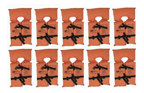 Imagem 1 de 2 de 10 Coletes Salva Vidas Homologado Classe Iii P, M, G