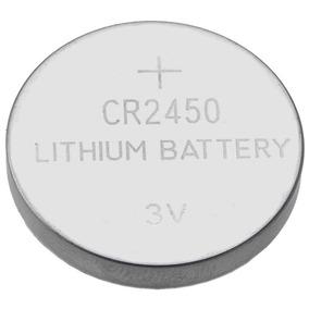 Bateria Lithium Cr2450 3v Modelo Grande Gc