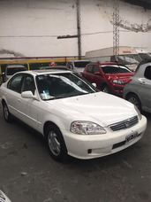 Honda Civic Ex 99 El Mas Full