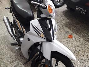 Yamaha Crypton 110 2017