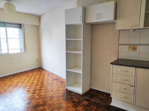 Vendo  Apto 1 Dormitorio Excelente Ubicación Pocitos