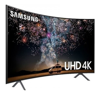Tv Samsung 49ru7300 Curvo Smart 4k 2019 Bluetooth Leerdescr.