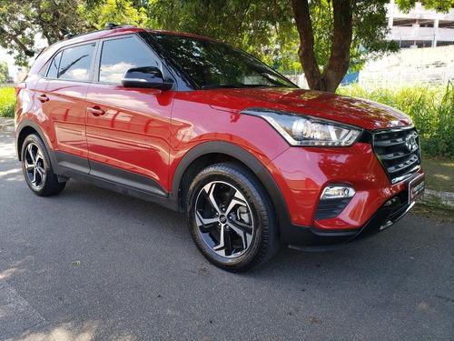 Hyundai Creta Sport 2.0 Flex Aut 2018