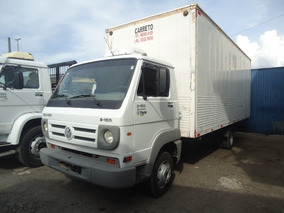 Vw 8-150 Delivery Bau 6,50 Metros