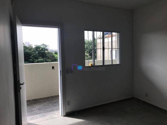 Apartamento Com 2 Dormitórios Para Alugar, 65 M² Por R$ 1.250/mês - Fazenda Aricanduva - São Paulo/sp - Ap3734