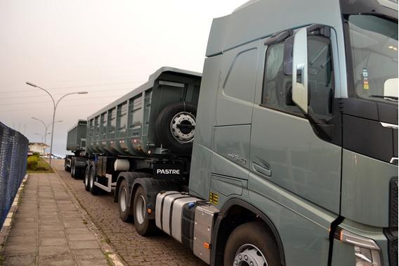 Volvo Fh 540 6x4 Com Rodocaçamba Completo 2019/19 0km