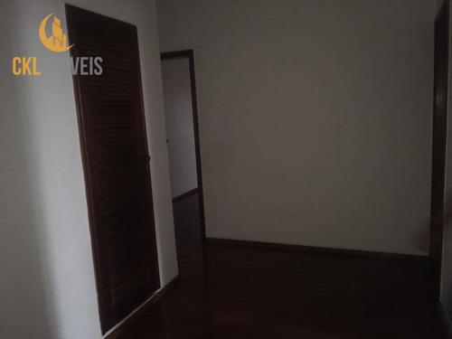 Imagem 1 de 16 de Apartamento Com 3 Dormitórios À Venda, 135 M² Por R$ 425.000,00 - Aclimação - São Paulo/sp - Ap1353