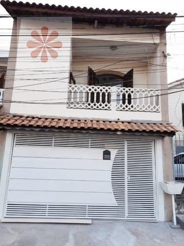 Imagem 1 de 15 de Casa Assobradada Em Cidade Antônio Estêvão De Carvalho  -  São Paulo - 1658