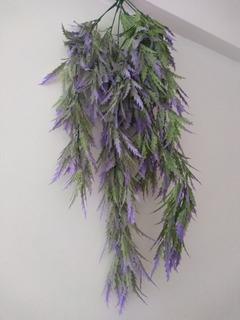 Plantas Colgantes Artificial Decoración Flores