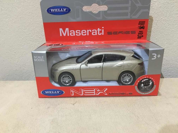 Welly Maserati Escala 1/36