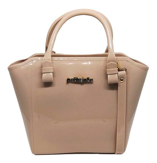 Bolsa Petite Jolie Shape Bag Pj1770/pj3939 Nude Cor:nude