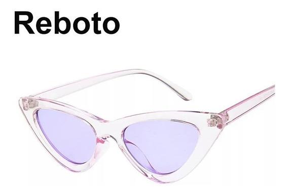 Óculos De Sol Feminino Importado Estilo Gatinho