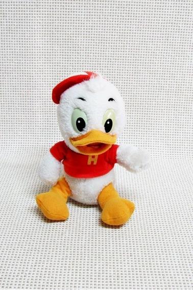 Huguinho Pato Donald Pelucia Disney 18 Cm Bau9