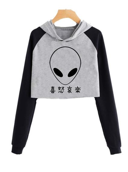 Buzo Corto Alien Japan Fellings Tumbrl