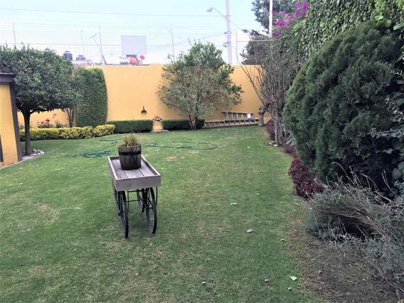 Casa En Venta 3 Recamaras, Amplio Jardin, San Pedro Martir