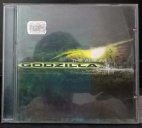 Cd Godzilla - The Album - Cd Usado Perfeto