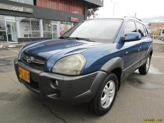 Hyundai Tucson Gls 4x4 At