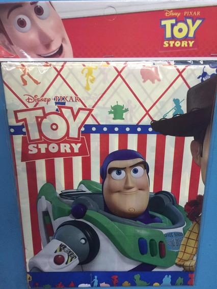 Mantel De Toy Story 4 Cotillón Decoración Buzz