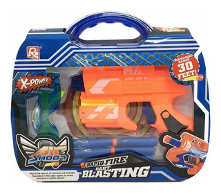 Lanzador De Dardos Rapid Fire Dart Blasting.