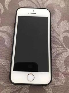 Celular iPhone 5s Branco 16g