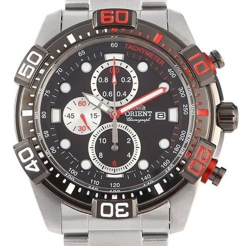 Reloj Caballero Orient Ftt16002b0  Original