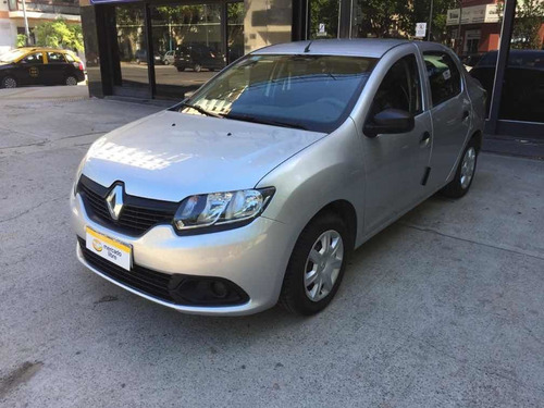 Renault Logan 1.6 8v Authéntique Plus Gnc Año 2018 Impecable