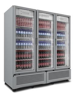 Refrigerador Comercial 3 Puertas Imbera G342-3p Rbanda