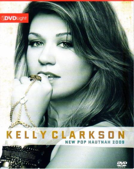Kelly Clarkson Dvd New Pop Hautnah 2009 Original Novo Lacrad