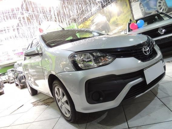 Etios Sedán 1.5 X Plus Sedan 16v Flex 4p Automático