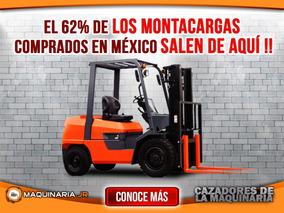 Montacargas Al Mejor Precio En Todo Mexico,montacargas