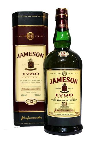 Whisky Jameson 12 Años 1780 Reserve 750ml 43%