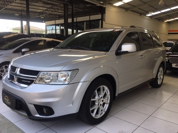 Dodge Journey 3.6 Rt V6 Gasolina 4p Automático 2011/2012