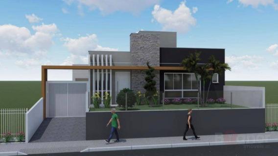 Casa Com 3 Dormitórios À Venda, 300 M² Por R$ 990.000,00 - Vila Nova - Blumenau/sc - Ca0573