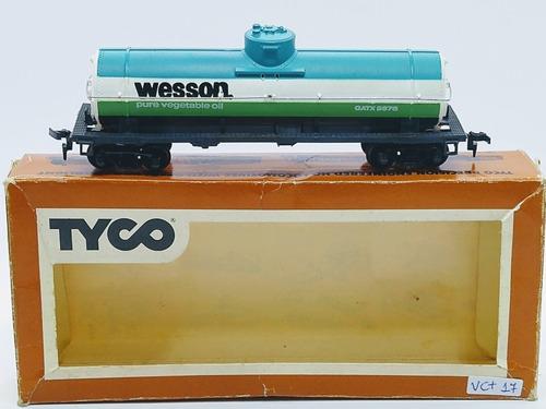 Imagen 1 de 10 de Nico Cisterna Aceitera Wesson  Tyco H0 (vct 17)
