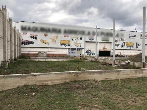 Bodega_nave_parque_industrial En Renta, Amozoc, Puebla