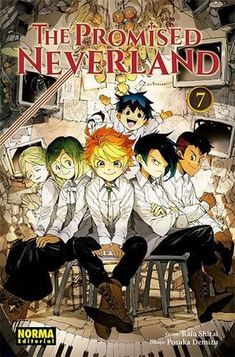 Imagen 1 de 1 de Manga The Promised Neverland Tomo 07 - Norma Editorial