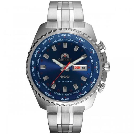 Relógio Orient Masculino Mod 469ss057 D1sx Automático