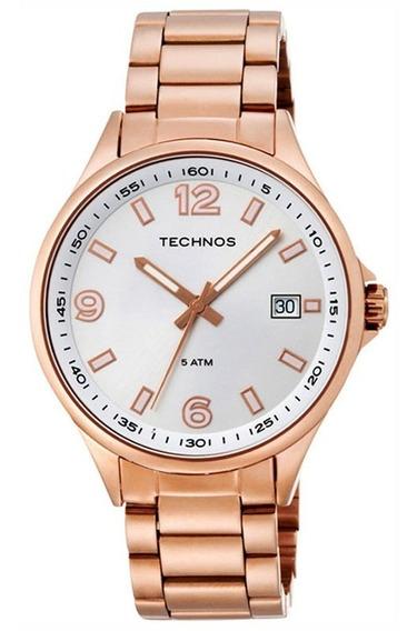 Relógio Technos Feminino Dress 2315ya/4k Rosê