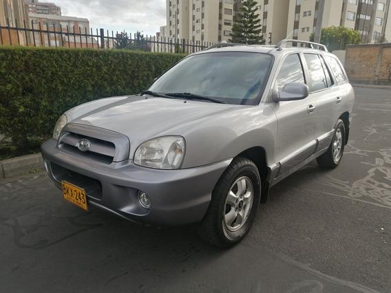 Hyundai Santa Fe 4x4 Aut Gls Full